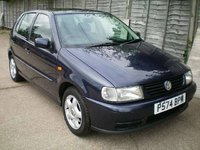 Picture of 1996 Volkswagen Polo, exterior