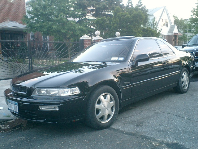 Acura Legend Dr L Coupe Pic