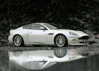 Aston Martin V Vanquish Pictures CarGurus - 2006 aston martin vanquish