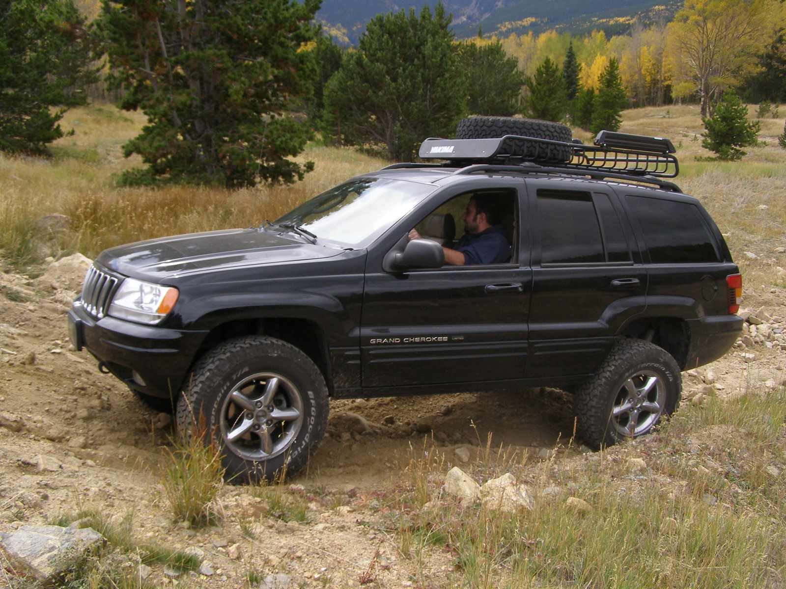 jeep grand cherokee picture - photo #35