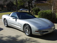 1999 Chevrolet Corvette 2 Dr STD Hatchback picture, exterior