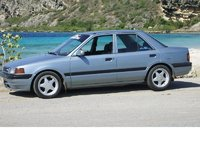 Picture of 1991 Mazda 323 SE, exterior, gallery_worthy