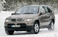 2004 BMW X5 Overview