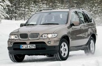 2004 BMW X5 Picture Gallery