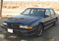 1991 Pontiac Bonneville Overview