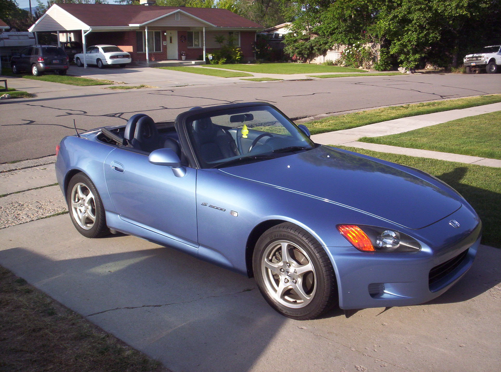 Who Owns Mazda >> 2002 Honda S2000 - Pictures - CarGurus