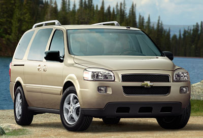 2008 Chevrolet Uplander LT Ext picture
