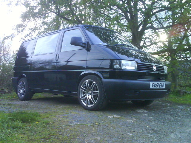 Picture of 2001 Volkswagen EuroVan