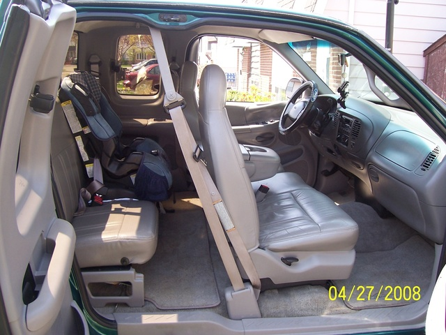 Picture of 1997 Ford F-150 Lariat Extended Cab SB, interior, gallery_worthy