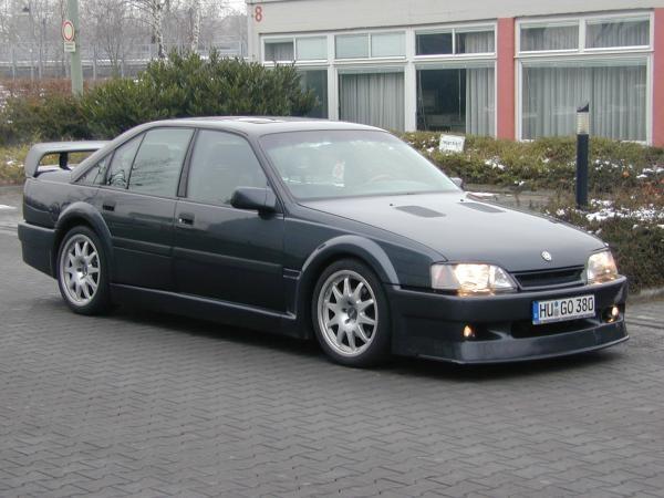 Opel Omega Pic X