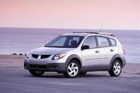 Picture of 2003 Pontiac Vibe, exterior