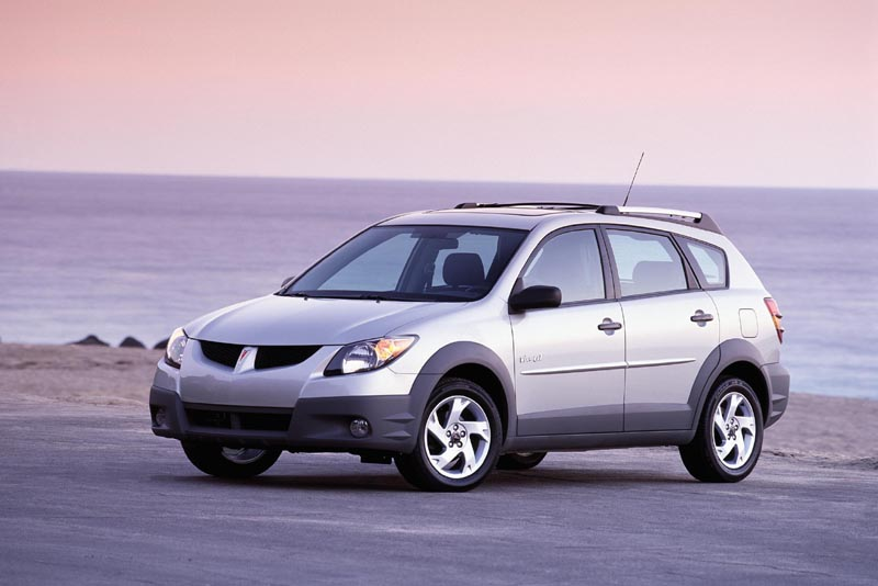 Picture of 2003 Pontiac Vibe