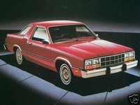 1982 Ford Fairmont picture, exterior