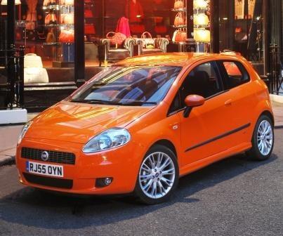 2005 Fiat Grande Punto Pictures Cargurus