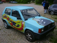1986 FIAT Panda Overview