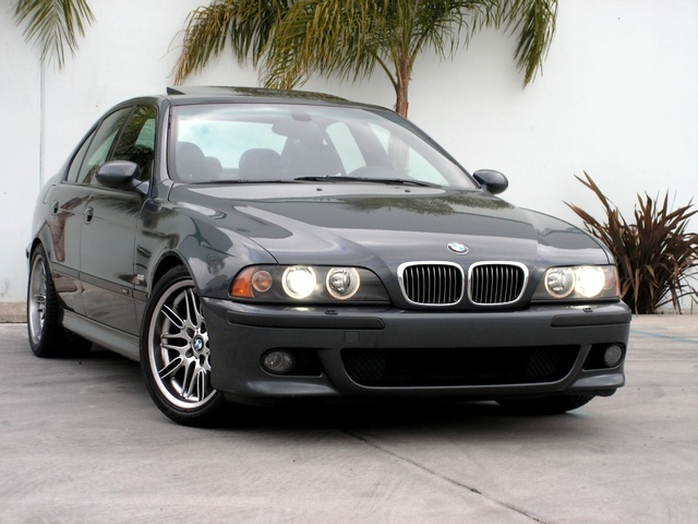 2001 BMW M5 - Overview - CarGurus