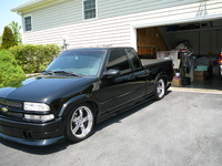 2000 Chevrolet S-10 2 Dr LS Xtreme Extended Cab SB picture, exterior