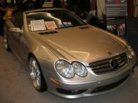 Picture of 2004 Mercedes-Benz SL-Class SL 600 Turbo, exterior