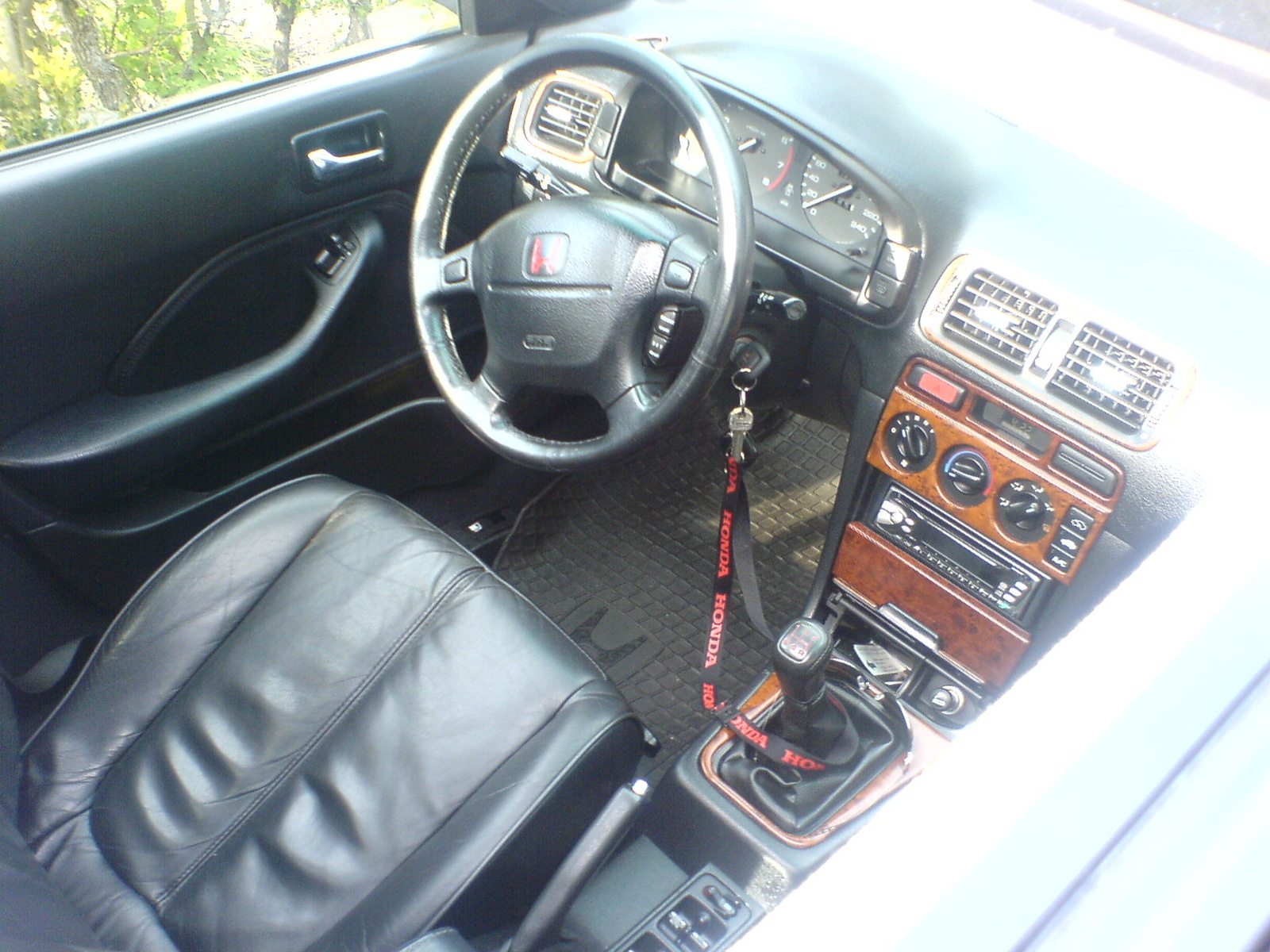 1996 Honda Accord picture, interior