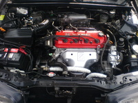 1996 Honda Accord picture, engine