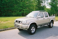 Picture of 2000 Nissan Frontier 4 Dr SE Crew Cab SB, exterior