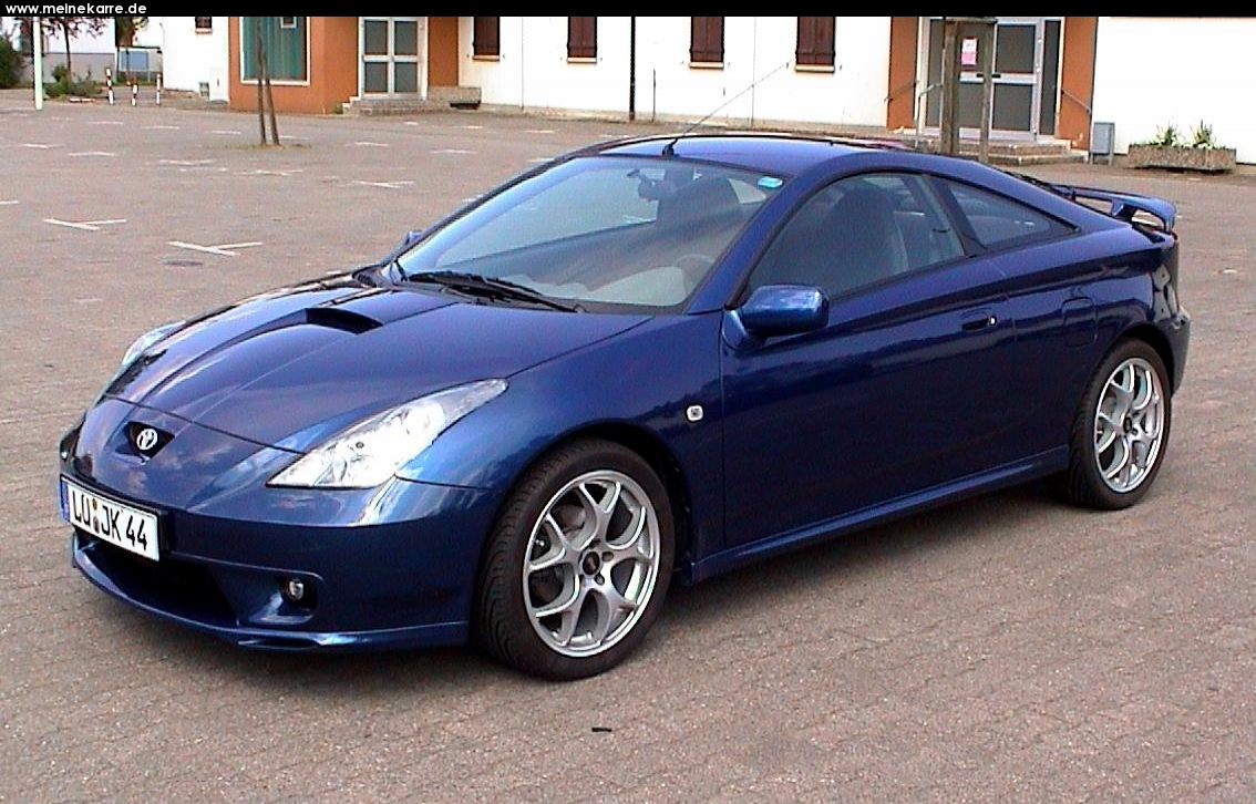 picture of 2000 toyota celica gts hatchback exterior. Black Bedroom Furniture Sets. Home Design Ideas