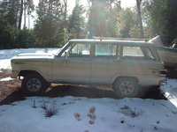 1966 Jeep Wagoneer Overview