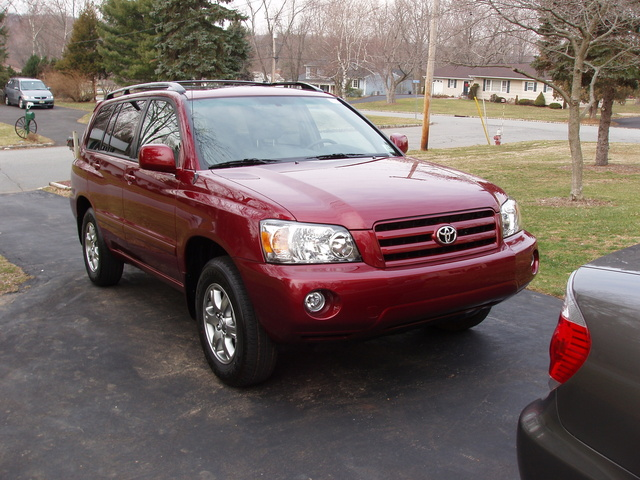 Picture of 2006 Toyota Highlander Sport V6 AWD, exterior