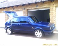 1985 Volkswagen Citi Overview