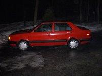1992 Volkswagen Fox Overview