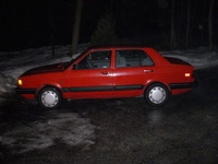 1992 Volkswagen Fox Overview