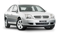 2005 Vauxhall Vectra Overview
