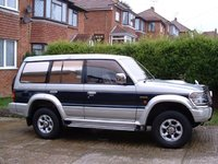 Picture of 2003 Mitsubishi Pajero