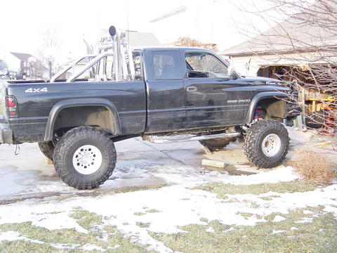 1999 Dodge Ram Pickup 3500 picture
