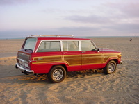 1985 Jeep Grand Wagoneer Overview
