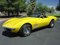 1969 Chevrolet Corvette Picture Gallery
