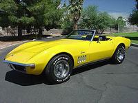 1969 Chevrolet Corvette Picture Gallery