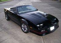 1989 Chevrolet Camaro IROC Z Convertible, My 89 iroc convertible, ace4849@yahoo.com