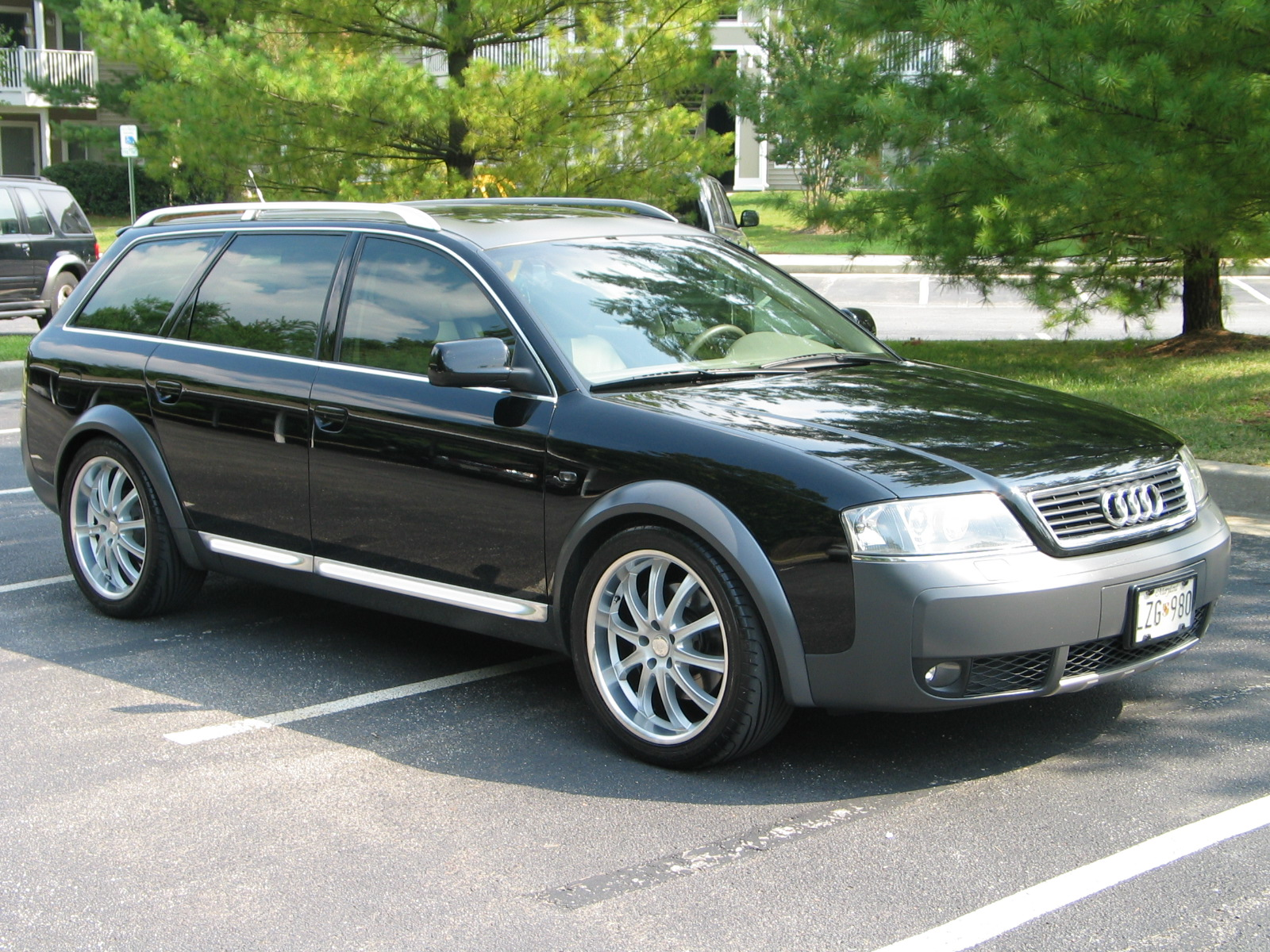 2001 audi allroad quattro pictures cargurus. Black Bedroom Furniture Sets. Home Design Ideas