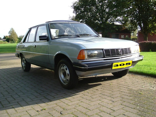 Picture of 1984 Peugeot 305, gallery_worthy