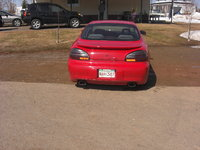 Picture of 1997 Pontiac Grand Prix 4 Dr GT Sedan