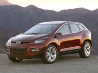 2008 Mazda CX-7 Picture Gallery