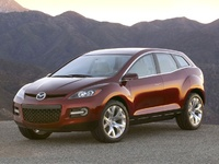 2008 Mazda CX-7 Overview