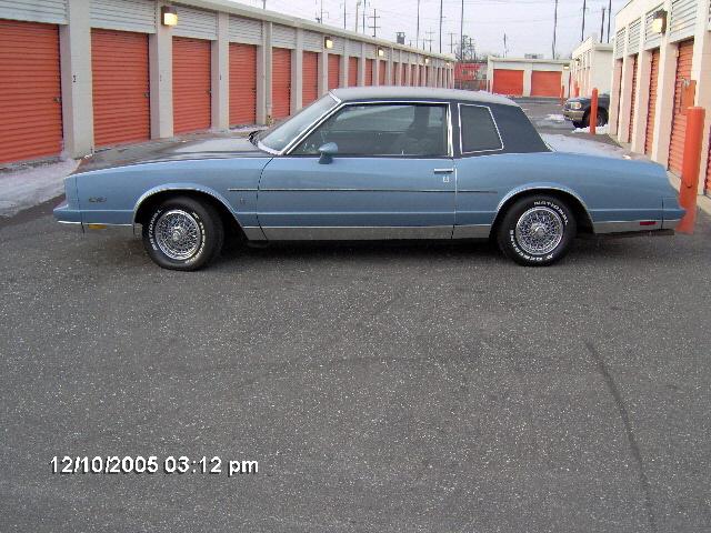 1981 Chevrolet Monte Carlo