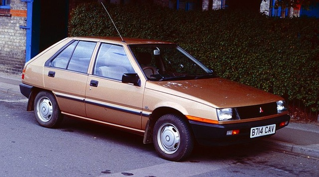 Picture of 1987 Mitsubishi Colt
