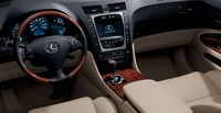 2006 Lexus GS 300 picture, interior