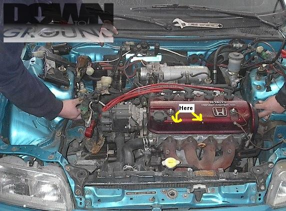 Great Bolts Missing On Head Gasket? 1990 Civic Ex