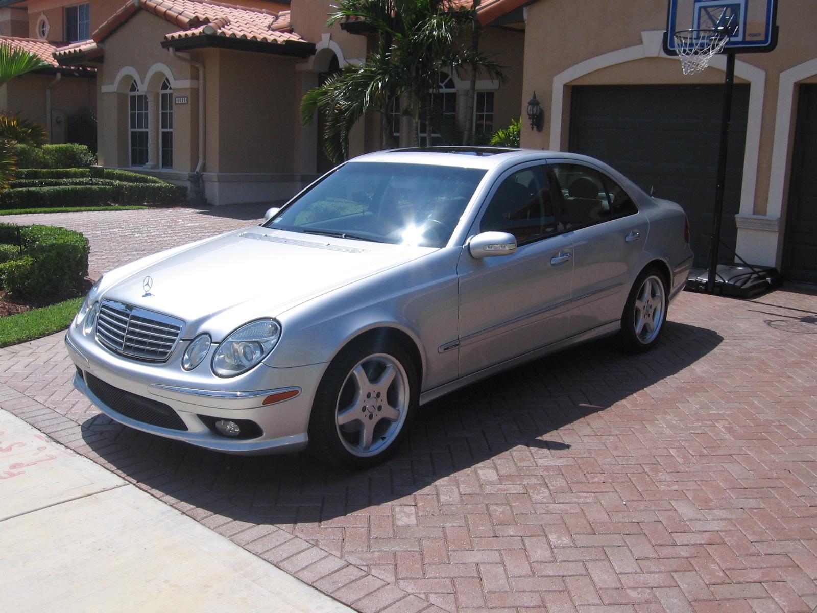 2005 Mercedes Benz E Class Pictures Cargurus