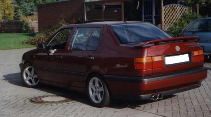 1997 Volkswagen Polo Variant. 1997 Volkswagen Vento picture,