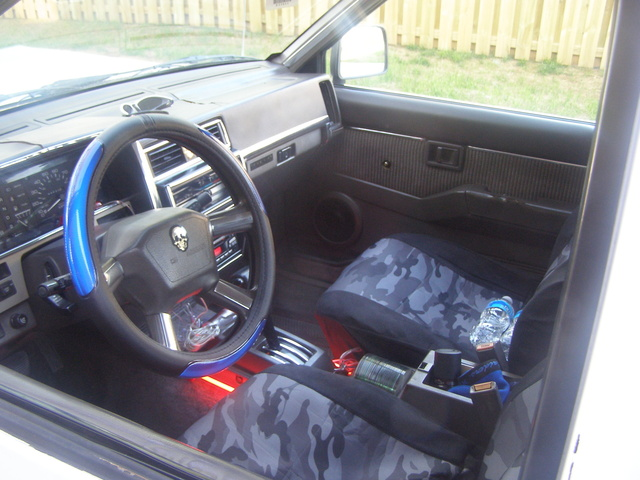 Sunny King Ford >> 1990 Nissan Pickup - Interior Pictures - CarGurus